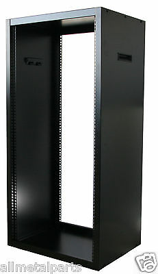 28U Rack Cabinet  19 Inch 435mm Deep Network Robust Enclosure • 160£