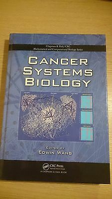 Cancer Systems Biology (Chapman & Hall) -Ex Library Book, Very Good • 32.78£