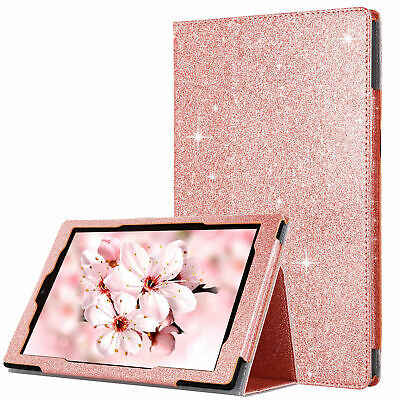 Apple Ipad Book Glitter Luxury Case Cover For Ipad 9.7 2017-2018, Air Air2 Mini2 • 7.55£