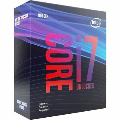 Intel Core I7 9700KF 3.6GHz Socket 1151 Processor • 379.83£