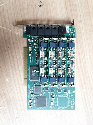Synway SHT-8B/PCI (2.0) 8 Channel PCI Analog Telephony Tap Passive Board • 64.99£