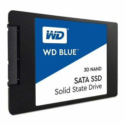 """WD Blue 500GB 3D NAND SSD 2.5""""/ 7mm Cased • 69.38£"""