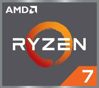 AMD Ryzen 7 3700X AM4 CPU/ Processor With Wraith Prism RGB Cooler • 335.71£