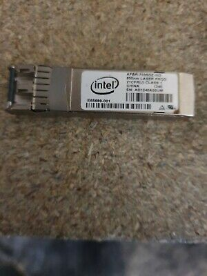 10gb Intel Lc Optic • 180£