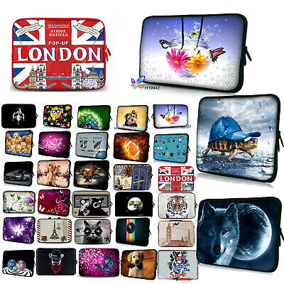 Laptop Sleeve Case Bag For 10 ,11.6 ,13.3 ,14  And 15.6inch • 10.99£