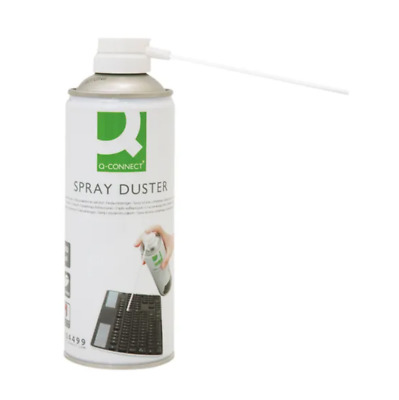 Q-Connect HFC-Free Air Duster 400ml 175-50-028 - Free Next Working Day Delivery • 6.49£