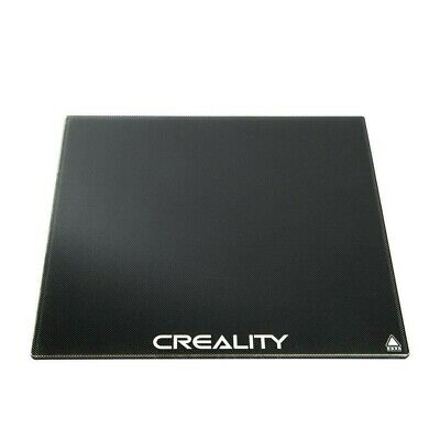 Creality Black Glass Heat-Bed Surface For Ender-3 Ender-3X Ender-3 Pro 235x235mm • 29.99£