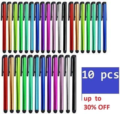 10x Universal Touch Screen Stylus  Pens For All Mobile Phone IPad IPhone Tab #1 • 3.45£
