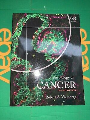 Biology Of Cancer, Robert A Weinberg (2nd Ed) - Used,very Good • 41.78£