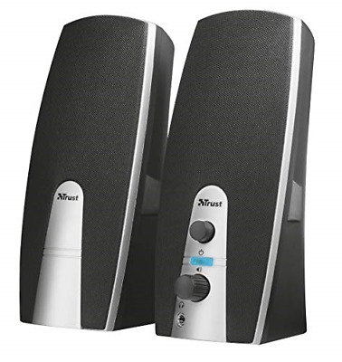 Trust 16697-04 Mila 2.0 USB Powered PC Speakers For Computer And Laptop,5 W 10 W • 11.88£