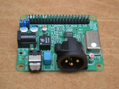 AES Output Board For Raspberry Pi • 10£