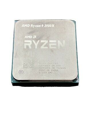 AMD Ryzen 9 3900X 12-Core 3.8 GHz Processor  • 285£