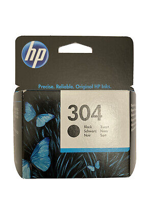 HP N9K08AE 304 XL Black Ink Cartridge For HP Deskjet XL • 38.99£