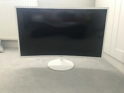 Samsung 32 Inch Curved Moniter. Comes With Hdmi Cable. • 147£