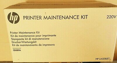HP CB389A MAINTENANCE KIT LJ P4014 P4015 P4515 Series 225K Pages GENUINE SEALED • 170£