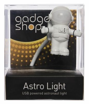 Gadget Shop Astro Light USB Powered Astronaut Led Light With Flexible Cord • 7.64£
