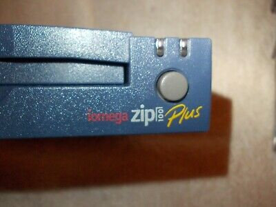 Rare Iomega Zip  Plus   Scsi Drive Package • 85£