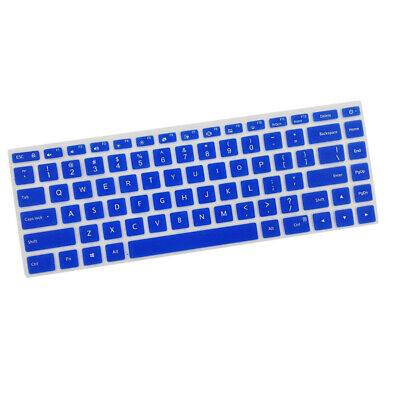 Silicone Keyboard Cover Skin Laptop Notebook Protector For Xiaomi 15.6'' #7 • 3.10£