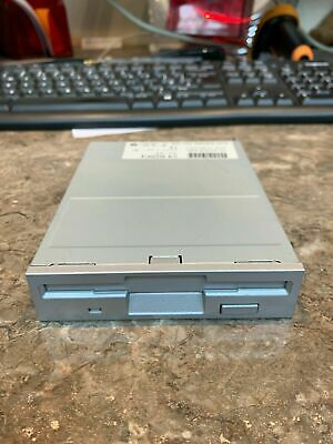 ALPS Electric 3.5  IDE Silver Floppy Disk Drive • 14.99£