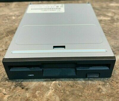 Panasonic JU-256A198PC 3.5  Black Floppy Disk Drive • 24.99£