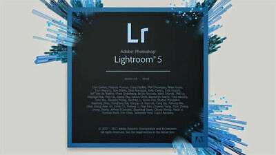 Lightroom 5.7.1, MAC And WINDOWS, Instant Delivery • 59.99£