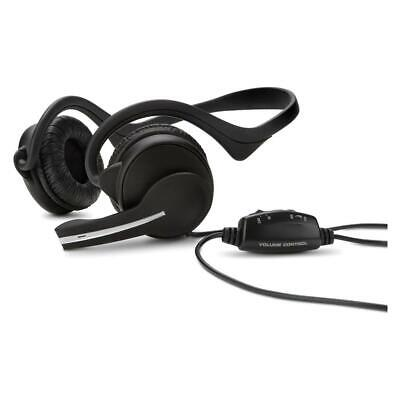 HP USB Headset With Microphone, Skype, MSN & VOIP Compatible - Digital Stereo • 16.04£
