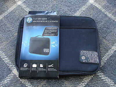 HP 11.6  Mini Sleeve For Netbook Or Laptop • 14.95£