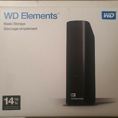 Western Digital WD Elements ENCLOSURE ONLY New External Hard Drive Case • 14.99£
