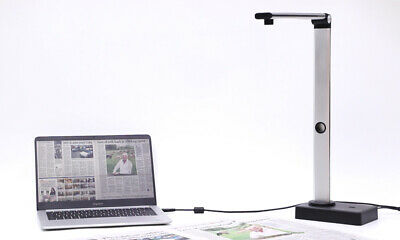 Portable Up To A2 Size Document / Newspaper Scanner By JoyUsing • 200£