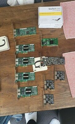 Various Pc Expansion Cards - Sell As Job Lot • 30£