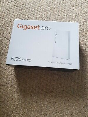 Gigaset N720 IP Pro DECT Base Station  • 155£