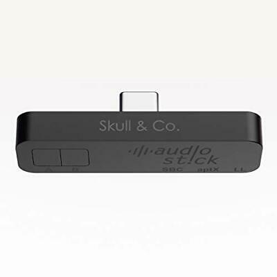Skull & Co. AudioStick Bluetooth 5.0 Wireless Audio Transmitter Adapter Low • 32.79£