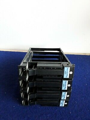4x HP - 624572-001 - HDD Carrier Proliant Micro Server Caddys • 44.99£