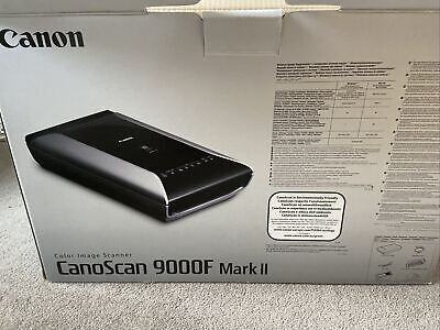 Canon CanoScan 9000F Mark II Colour Image Scanner • 150£