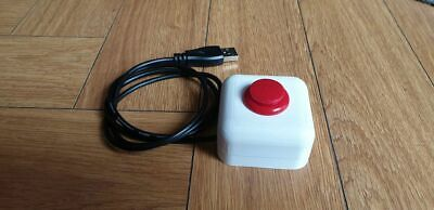 Zoom Mute Button USB - Easy MuteMe Mute Me / Exit Button • 18.95£
