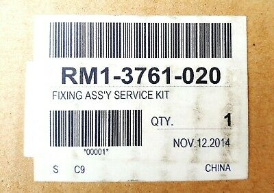 HP  RM1-3761-020 FUSER UNIT For P3005 M3027 M3035 Undelivered Stock GENUINE • 100£