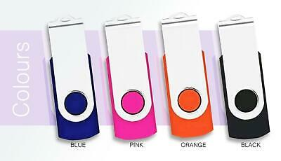 High Speed 2.0 USB Flash Drive Memory Stick 64MB 1GB 8GB16GB 32GB 64GB PenThumb  • 4.29£