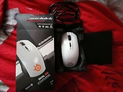 Steel Series Rival 100 Optical Gaming Mouse • 17£