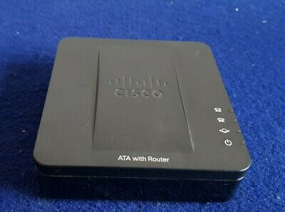 Cisco SPA112 10/100 Wired Router Inc VAT • 39.99£