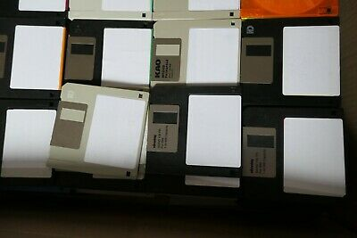 3.5  HD Disks - Around 250 Re-formatted And Labelled • 15£