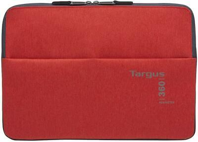Targus Laptop Sleeve 360 Perimeter Travel And Commuter For 13-14-Inch Laptop • 10.29£