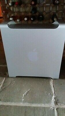 Apple Mac Pro A1186, Silver, Used By Professional Photographer • 99£