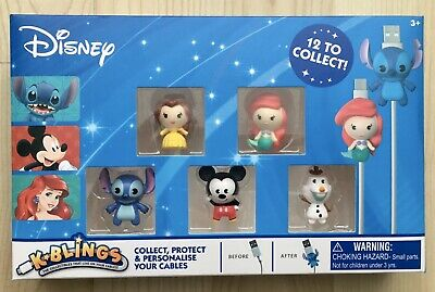 Disney Cables Collectibles K Blings Personalise Your Cables! BRAND NEW • 9.70£