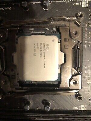 Intel Core I7-5820K 5820K - 3.3GHz Six Core (BX80648I75820K) Processor • 50£
