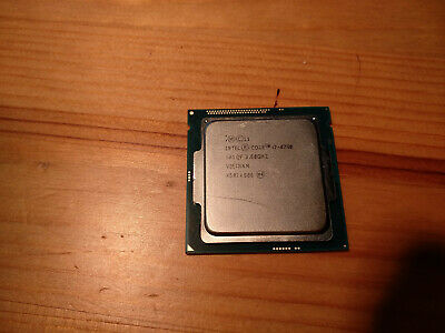 Intel Core I7-4790 3.6GHz Quad-Core Processor, With Cooler • 38£