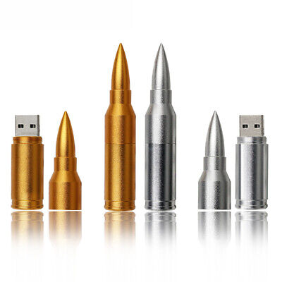 2TB 128GB USB Flash Drive Thumb Disk Pen Drive Music Storage U Disk Bullet UK • 4.99£