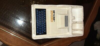 Sinclair ZX80 With Programming Manual No Adapter • 60£