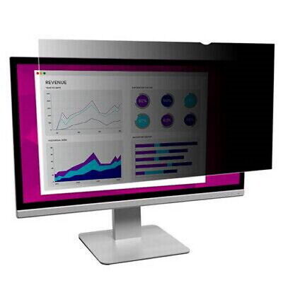 3M High Clarity Privacy Filter For 21.5in Widescreen Monitor HC215W9B • 74.99£
