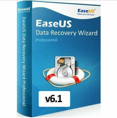 EASEUS Data Recovery Wizard Professional V6.1 - License Key | Instant Delivery • 2.50£