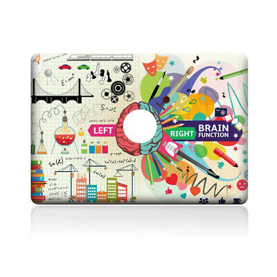 Notebook Sticker Cover Decal Multicolor Case For New MacBook Pro 13.3''  #5 • 4.92£